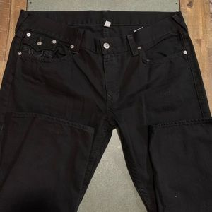 Men's True Religion Straight Jeans size 42